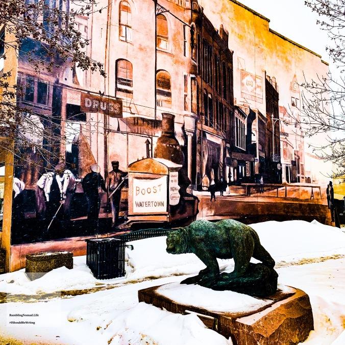 1176 Midwestern Bear